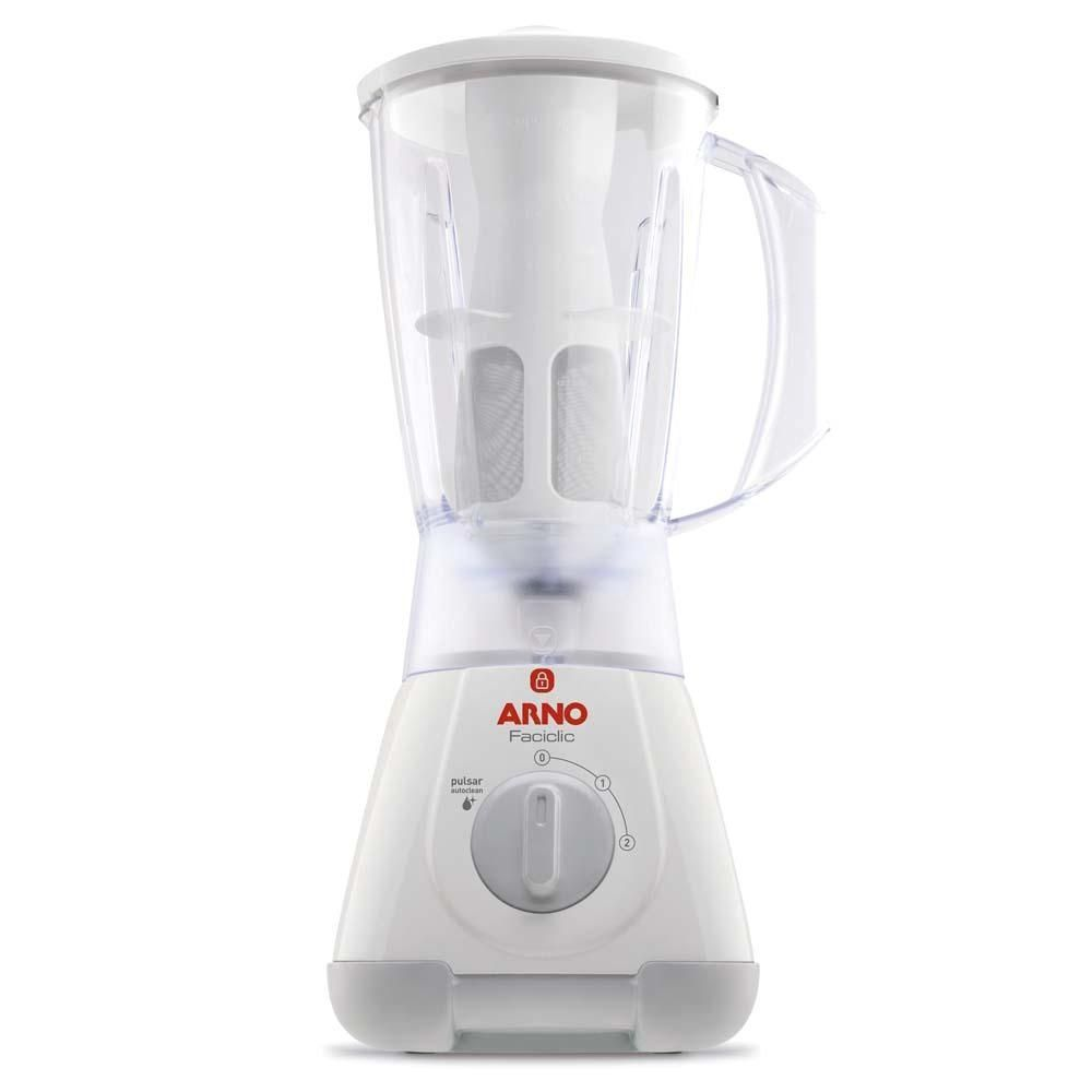 Liquidificador Arno New Faciclic Ln37 Branco - 127V