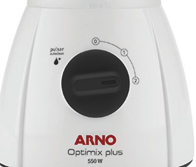 Liquidificador Arno Optimix Plus Branco Ln27 - 127V