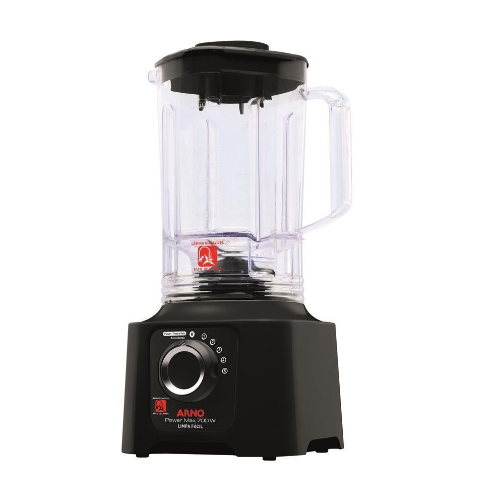 Liquidificador Arno Power Ln60 Preto