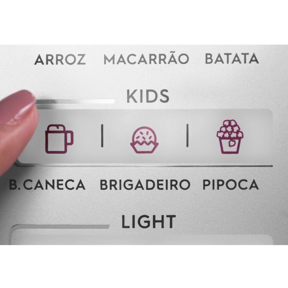 Microondas Electrolux Meo44 Branco 34L