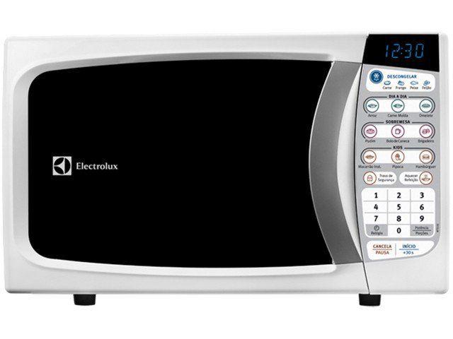 Microondas Electrolux Mtd30 Branco 20L - 110V