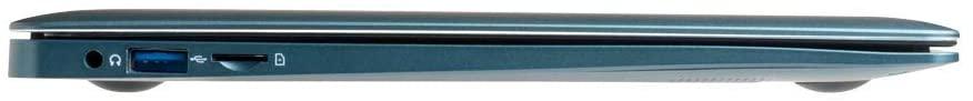 Notebook Multilaser Legacy Air Intel Celeron 4GB 64GB (32+32SD) 13.3 Pol. Full HD Windows 10 Azul - PC224