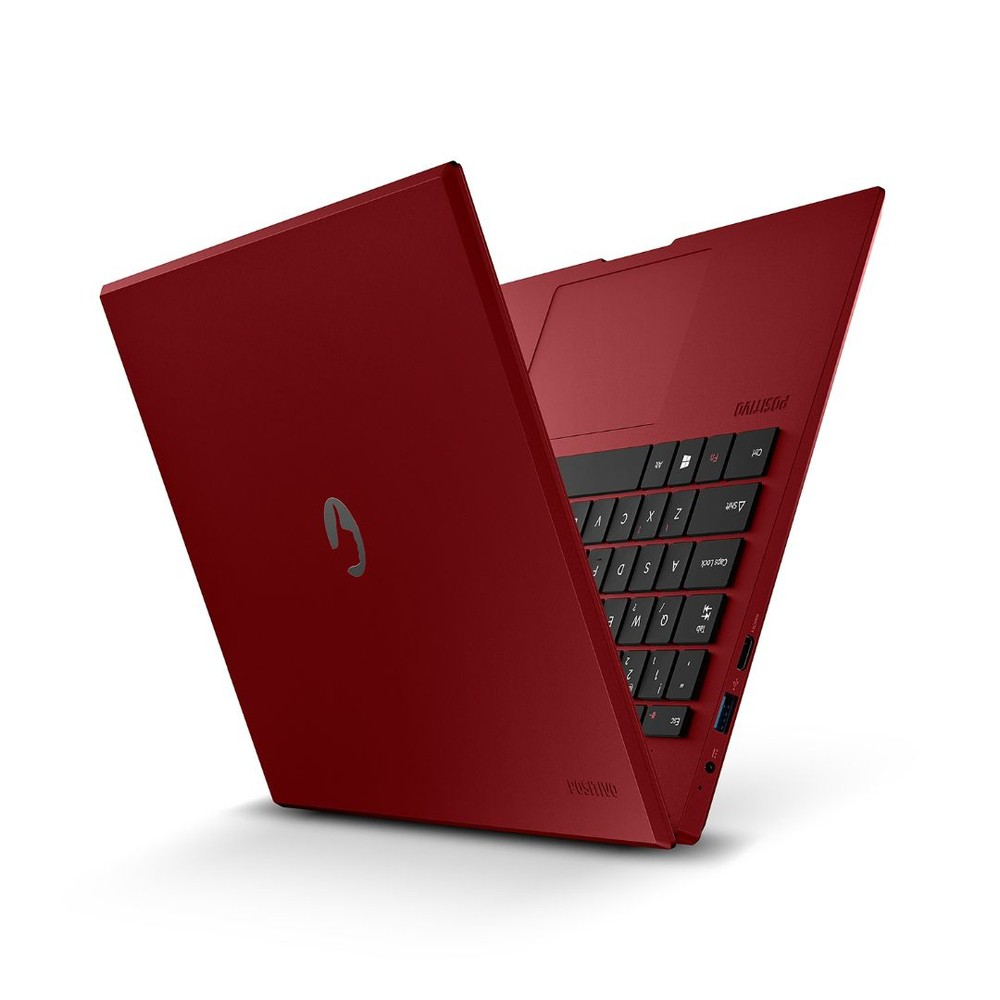 Notebook Positivo Q232B Motion 2gb 32gb Win 10 Red