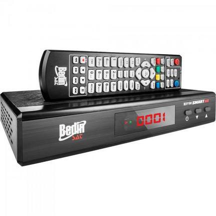Receptor Analogico Digital Bedin Sat Bs9100