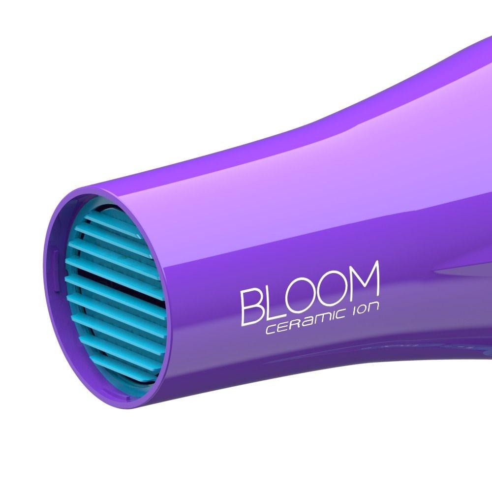 Secador Gama Italy Bloom Ceramic Ion Roxo 2000W
