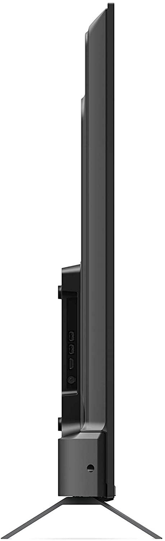 "Smart TV 58"" Philips 58PUG6654/78 4K UHD HDR10+ Dolby vision Dolby Atmos Bluetooth Wifi 3 HDMI 2 USB com Bordas Ultrafinas - Prata"