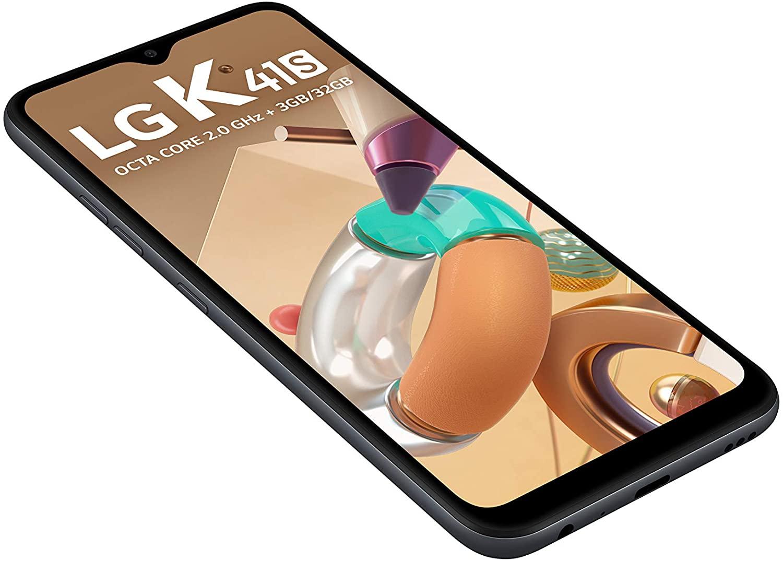 Smartphone LG K41S 3GB/32GB 6.5p LM-K410BMW - Titanium