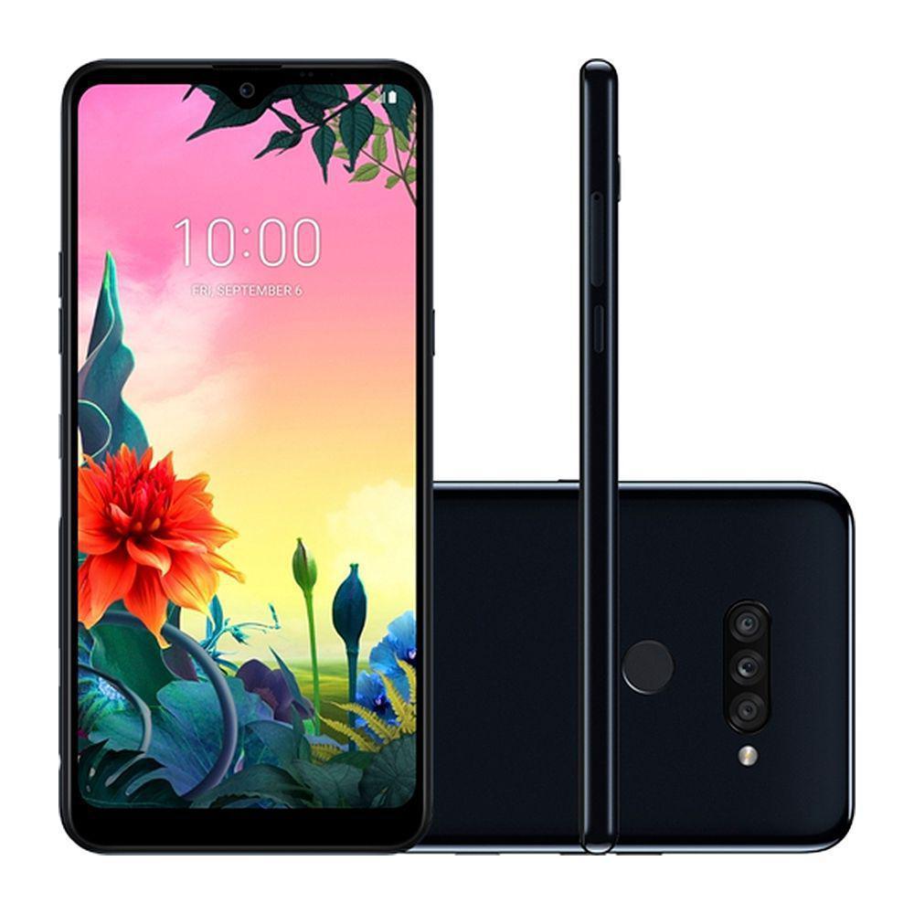 Smartphone LG K50s 32GB Dual Chip Android 9.0 Tela 6.5 Preto