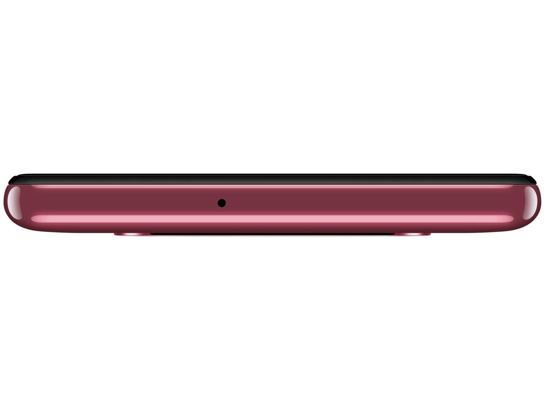 "Smartphone LG K51S  Dual Chip Android 9.0 Pie 6.55"" Octa Core 64GB 4G Câmera 32MP+5MP+2MP+2MP  - Vermelho"