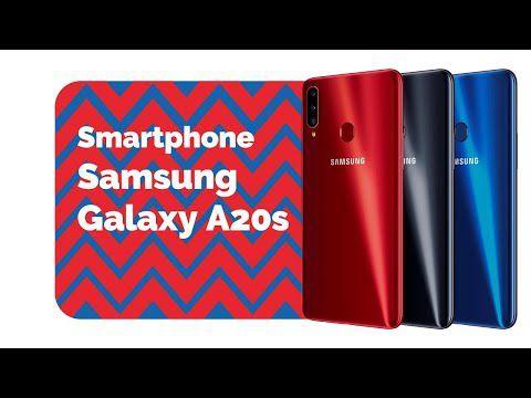 Smartphone Samsung Galaxy A10S 32Gb Dual Chip Tela 6.2 Octa-Core 4G Câmera 13Mp+2Mp