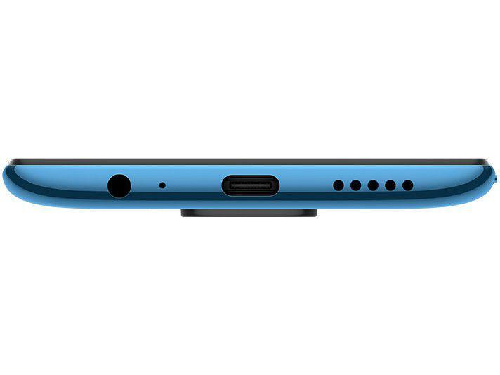 """Smartphone Xiaomi Redmi Note 9 64GB Cinza 4G - 3GB RAM Tela 6,53"""" Câm. Quádrupla + Selfie 13MP"""