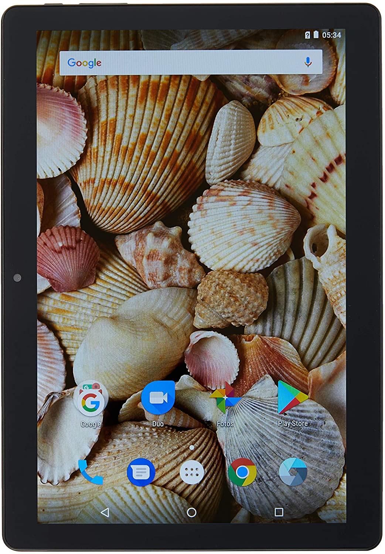 Tablet Multilaser M10A Lite 3G Android 7 10' Quadcore Preto