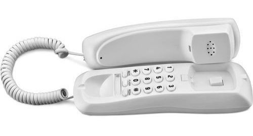 Telefone Elgin Slim C/Fio Ted100 Br