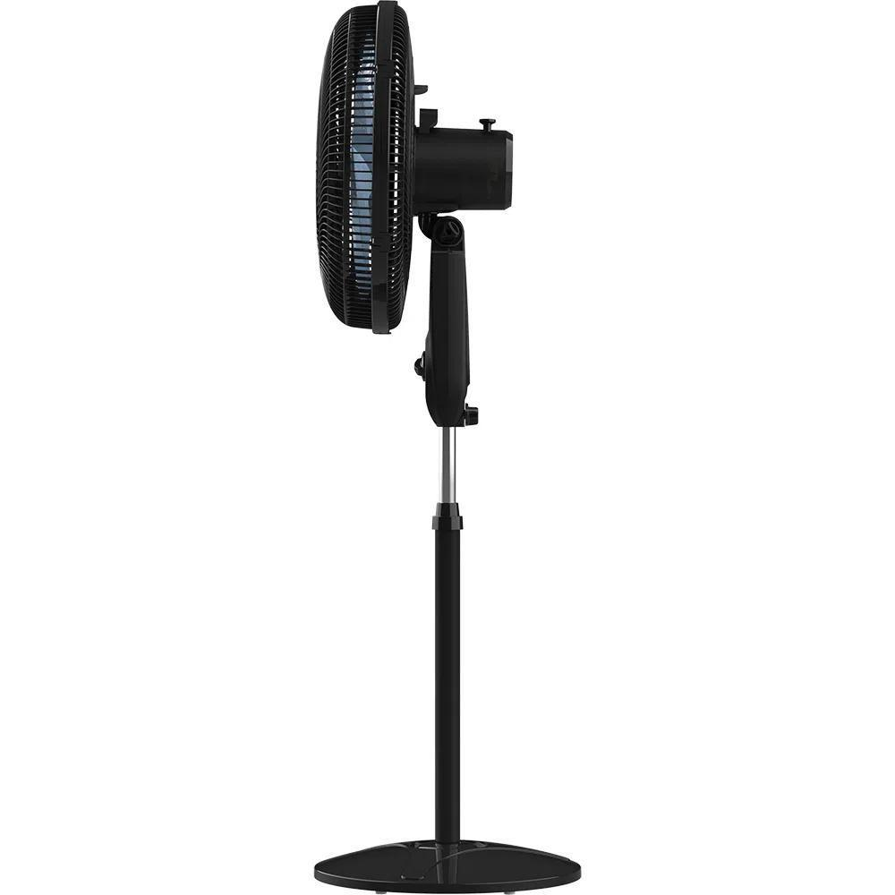 Ventilador Cadence Eros Turbo Vtr869 Preto 127v