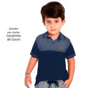 PÓLO COM CAVALO BORDADO