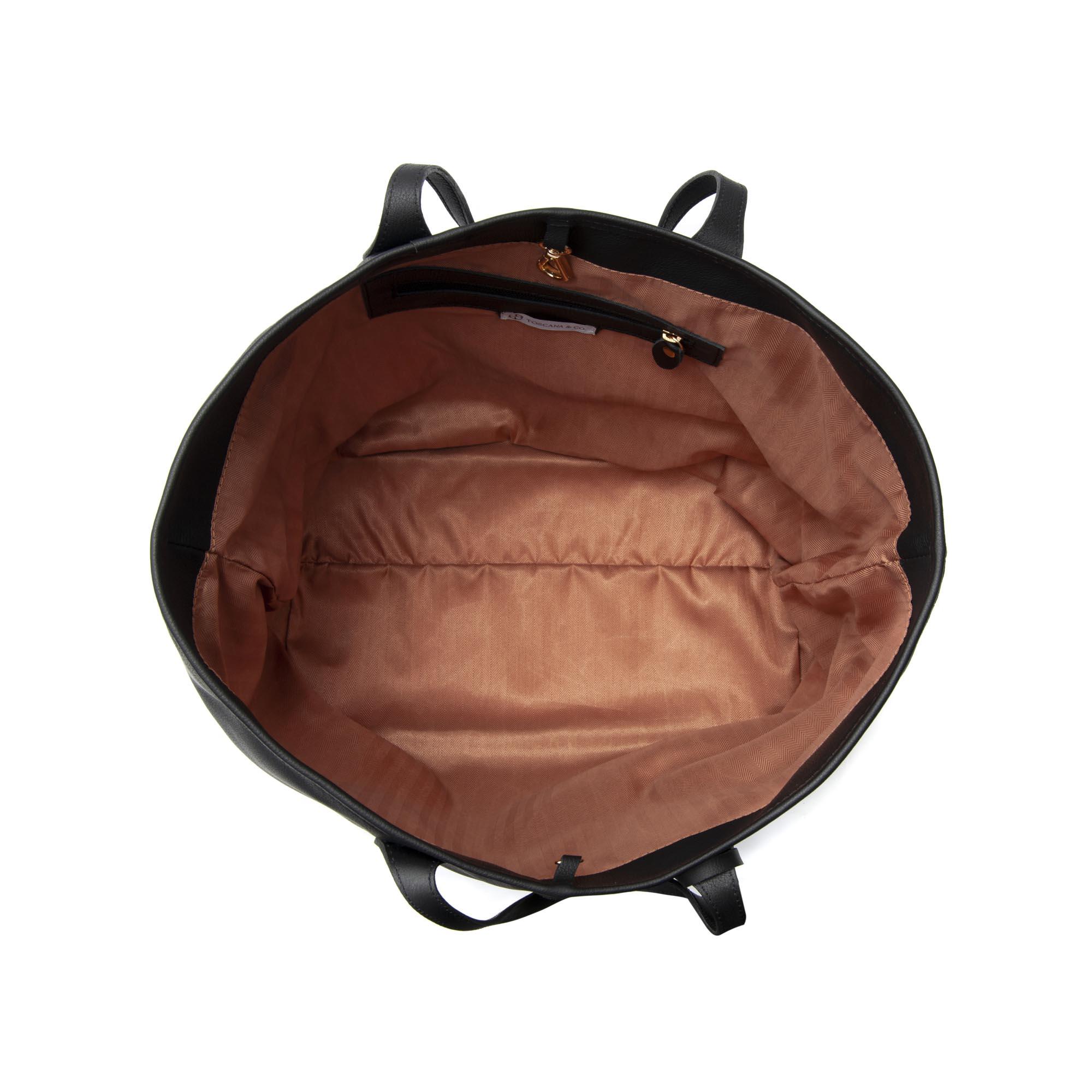 Bolsa Giulieta com cavalo em relevo - couro legítimo