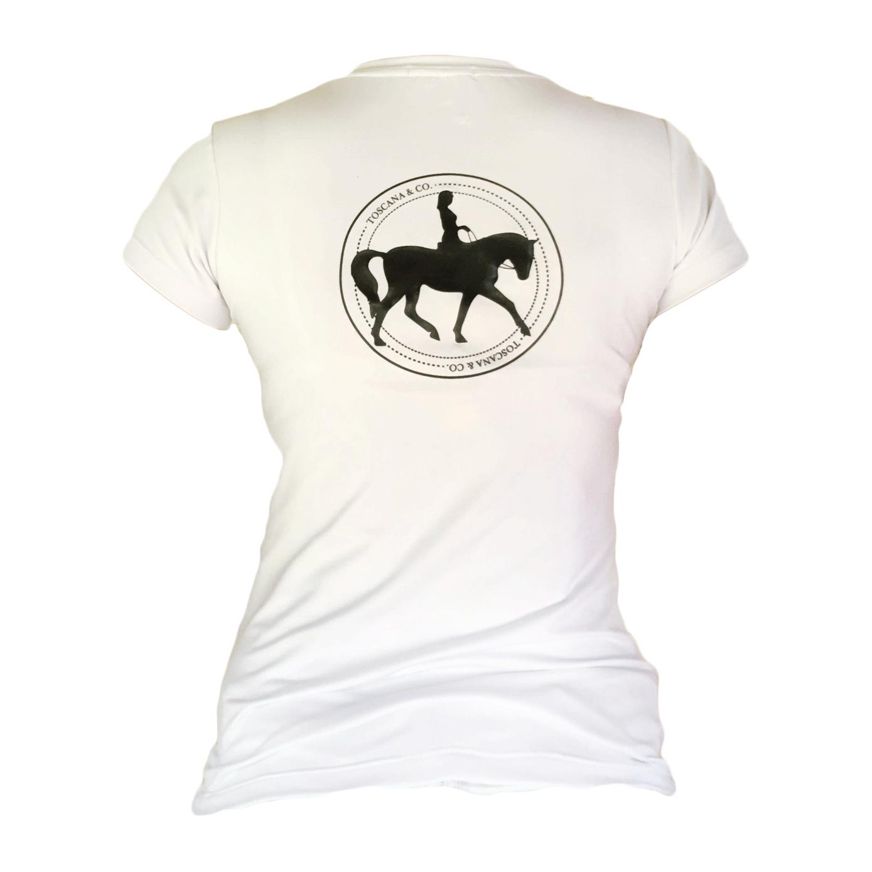Camiseta Treino Cavalo UV80+