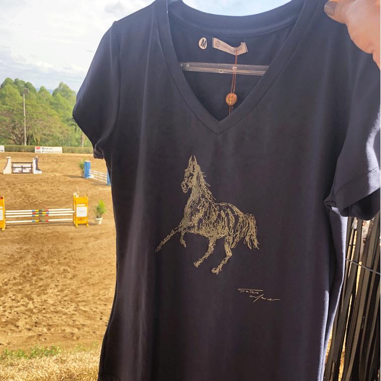 Camiseta de Treino Artista UV50+