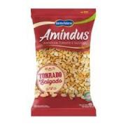 AMENDOIM AMINDUS TORRADO SALGADO 420G