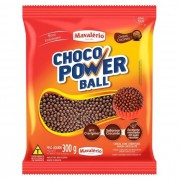 CEREAL MICRO CHOCOLATE POWER BALL MAVALERIO 300G