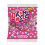 CHICLE DANNY BALL TUTTI FRUTTI 300G