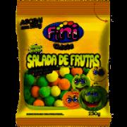 CHICLE SALADA DE FRUTA ÁCIDO FINI 230G