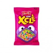 CHICLETE XCLE SORTIDO DOCILE 500G
