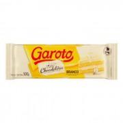 CHOCOLATE BRANCO GAROTO 500G