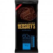 CHOCOLATE HERSHEYS AERADO 60% CACAU 85G