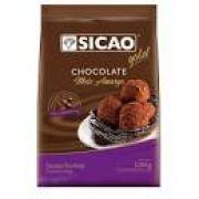 CHOCOLATE MEIO AMARGO GOTAS SICAO GOLD 2,05KG