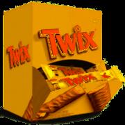 CHOCOLATE TWIX 450G C/30