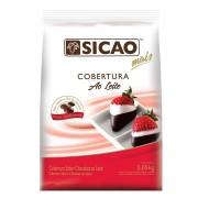 COBERTURA CHOCOLATE AO LEITE GOTAS SICAO 2,05KG