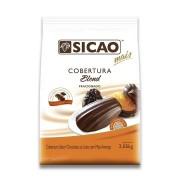 COBERTURA CHOCOLATE BLEND GOTAS SICAO 2,05KG