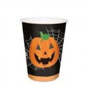 Copo Noite do Terror Halloween 240ml Cromus c/8