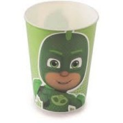 COPO PJ MASKS LAGARTIXO 320ML PLASUTIL