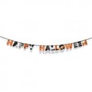Faixa Happy Halloween Cromus