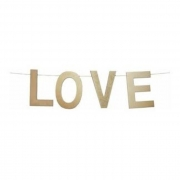 FAIXA MADEIRA LOVE CROMUS