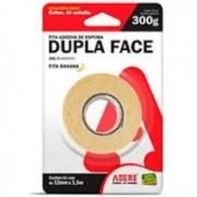 FITA DUPLA FACE COM ESPUMA 1,2CMX1,5M ADERE
