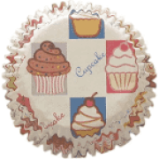 FORMINHA GREASEPEL CUPCAKE BOLINHO MAGO C/45