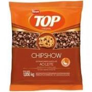GOTAS DE CHOCOLATE CHIPSHOW HARALD TOP 1,050KG
