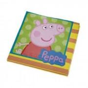 GUARDANAPO PEPPA PIG REGINA FESTAS C/16