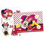 KIT DECORATIVO MINNIE VERMELHA REGINA FESTAS