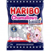 MARSHIMALLOW HARIBO BARBECUE 250G