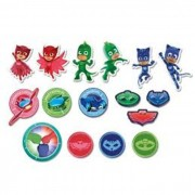 MINI PERSONAGENS PJ MASKS REGINA FESTAS C/39