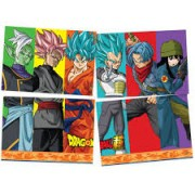 PAINEL DRAGON BALL FESTCOLOR