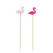Pick Flamingo Rosa Cromus c/12