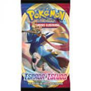 POKEMON BOOSTER ESPADA E ESCUDO 6 CARTAS