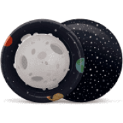 PRATO ASTRONAUTA CROMUS C/8
