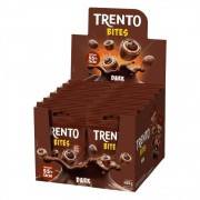 WAFER TRENTO BITES CHOCOLATE DARK C/12