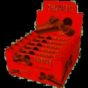 WAFER TRENTO CHOCOLATE AO LEITE PECCIN C/16